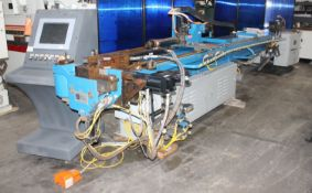 Eaton Leonard 2 Axis CNC Hydraulic Tube & Pipe Bender 2'' x 200''. LOADING FEE FOR THIS LOT: $750