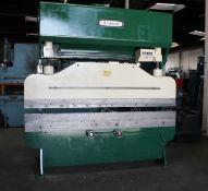 Di-Acro Hydra-Mechanical Press Brake 55 Ton x 8'. LOADING FEE FOR THIS LOT: $800