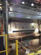 Cincinnati Hydraulic Press Brake 400 Ton x 16' (Located in Painesville, OH -- lot #1025)