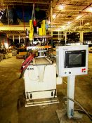 Tishken Cut Off Press 10 Ton. LOADING FEE FOR THIS LOT: $250