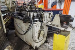 Rowe Coil Servo Feeder 40'' x 0.080''. LOADING FEE FOR THIS LOT: $200
