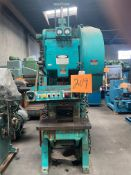 Minster OBI Punch Press 32 Ton x 24'' x 15''. LOADING FEE FOR THIS LOT: $450