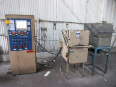 Cress Dual Chamber Electric Furnace 20'' x 12'' x 8''. LOADING FEE FOR THIS LOT: $250