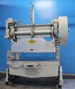 Rousselle Gap Frame Straight Side Double Crank Press 60 Ton x 76'' x 18''
