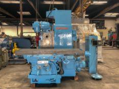 Cincinnati Vercipower Horizontal Mill w/ Power Independant Vertical Head 20'' x 86''