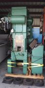 Bruderer High Speed Punch Press 25 Ton x 21'' x 21''. LOADING FEE FOR THIS LOT: $250