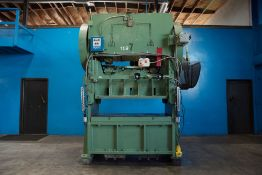 Verson Straight Side Double Crank Press 125 Ton x 65'' x 34 1/2''