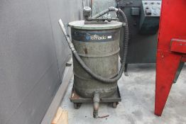 Tornado Industrial Pneumatic Wet Vacuum 55 Gallon. LOADING FEE FOR THIS LOT: $75