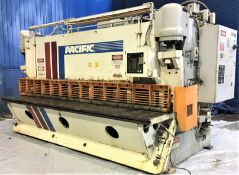 Pacific Hydraulic Plate Shear 1/2'' x 12' (Located in Painesville, OH -- Lot #1052)