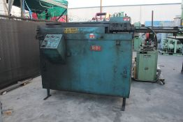 RBI/Red Bud Air Feeder & Straightener 12'' x 0.134''. LOADING FEE FOR THIS LOT: $300