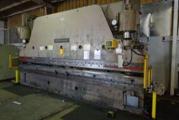 Cincinnati - CNC 3 Axis Hydraulic Press Brake 300 Ton x 20' (Located in Painesville, OH -- Lot #1012