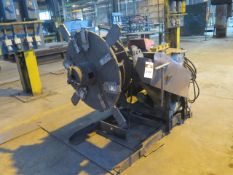 Ransome Welding Positioner 2,500 Lb.. LOADING FEE FOR THIS LOT: $100