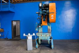 Rousselle OBI Punch Press 85 Ton x 36'' x 24''. LOADING FEE FOR THIS LOT: $600