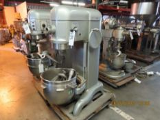 Hobart mod. H600, 3 Phase Mixer S/N 1106092