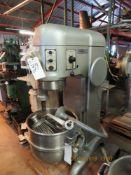 Hobart mod. H600, 3 Phase Mixer S/N 1783531