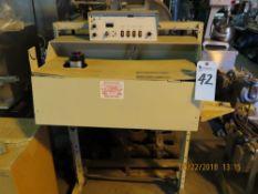 PAC mod. AC100V Bag Sealer