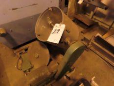 Aluminum Tumbler/Mixer