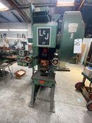 L&J No. 27, 27-Ton OBI Punch Press w/ 9'' Shut