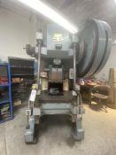 V&O No. 60, 60-Ton OBI Punch Press w/ Feed unit