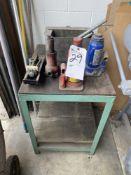 (Lot) Hydraulic Floor Jacks
