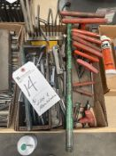 (Lot) Hex & Assorted Allen Wrenches