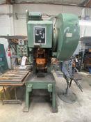 L&J No. 45, 45-Ton OBI Punch Press w/ 3'' Stroke,