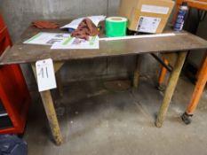 Welding Table, 36'' x 48''L