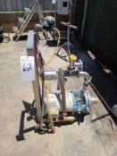 2 1/2 5hp Centrifugal Pump