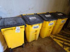 (Lot) Trash Cans