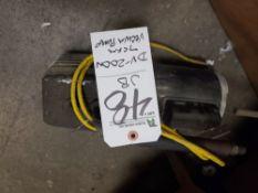 JB DV-200N, CFM Vacuum Pump