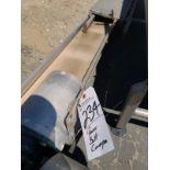 S.S. Belt Conveyor, 12'' x 16'L (Located at: 226 Montgomery Ave; Oxnard, California)