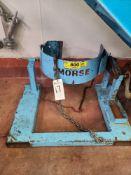 Morse 55 Gal. Drum Lift, 800lb. Cap.