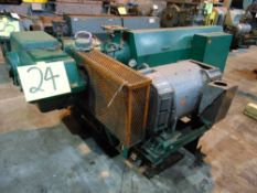 (Lot) Egan 3.5'' 24:1, Water Cooled, 100hp Extruder