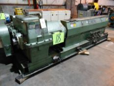 (1987) Marco 3.5'' 24:1, Water Cooled Extruder,