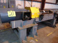 250hp Granulator 20'' x 44''