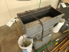 Vibratory Finishing Mill w/Medra