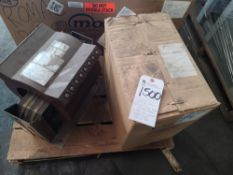 (Lot) (1) CPT 4160-120/240V 10KVA Amran, (1) PT 12,000-120V 100-1 Ratio (LOADING FEES: $20)