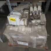 (Lot) Vacuum Air Contactors (LOADING FEES: $25)