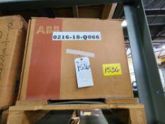 Cutler Hammer mod. MDS630, Magnum DS Circuit Breaker, 3000A, 5M LSIG (LOADING FEES: $15)