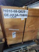 General Electric mod. AK3A-75530, Air Circuit Breaker, EO/DO 3000A (LOADING FEES: $25)