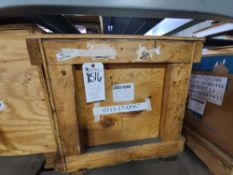 Square D mod. SEF 36400-LSGA4, 4000A Breaker 0315-17-Q067 (Reconditioned) (LOADING FEES: $20)