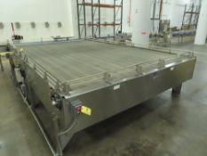 Ambec 10' x 16' Accumulating Overflow Table