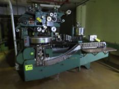 Packaging Machine Manufactured by: (SEE NOTE)