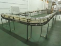 Can Conveying System Consisting of: