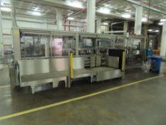 2015 Hartness Tray Packer Mod CM/HTW50-600