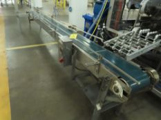 "Take Off Belt Conveyor 11"" x 17'"