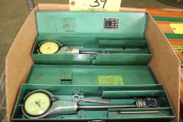 (2) Federal Dial Bore Gages Size Range