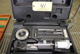 "Sunnen Setting Fixture Model CF-1126 2"" to 8"""