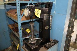 Rockwell Wilson Model 3R Hardness Tester