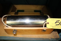 """Fowler Model 52-750-012 12"""" Cylindrical Square"""